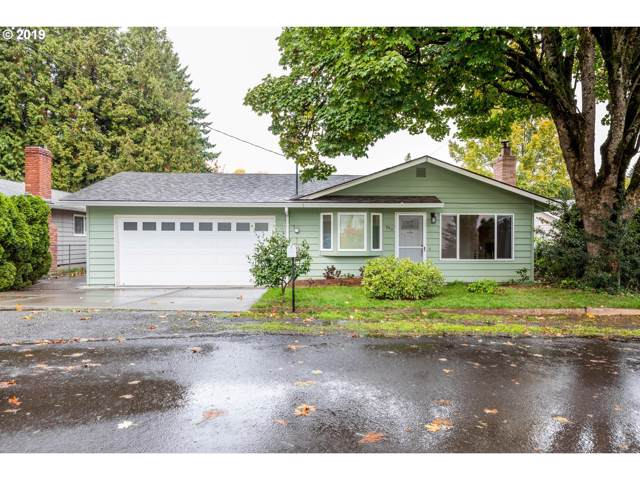 3811 SE Hazel St, Milwaukie, OR 97222 (MLS #19392222) :: Cano Real Estate
