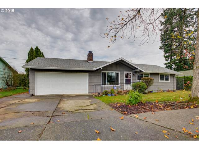 1936 SE 186TH Ave, Portland, OR 97233 (MLS #19392877) :: Next Home Realty Connection