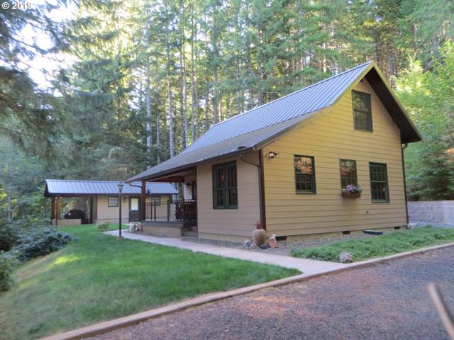 12545 Upper Smith River Rd, Drain, OR 97435 (MLS #19393673) :: Song Real Estate