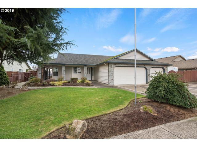 803 NE 167TH Ave, Vancouver, WA 98684 (MLS #19394008) :: Gregory Home Team | Keller Williams Realty Mid-Willamette