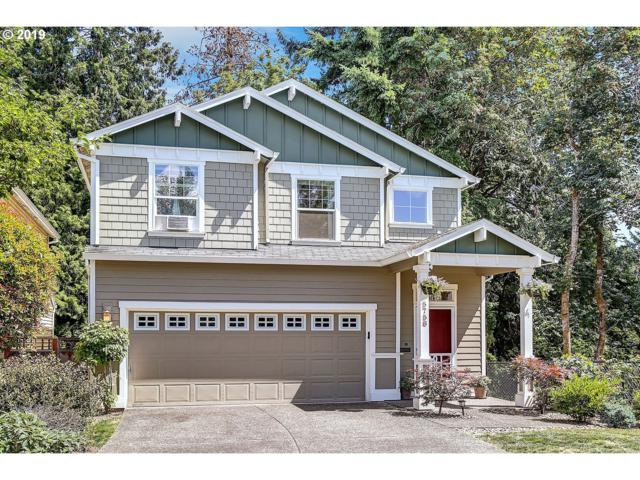5758 NE Damsel Dr, Hillsboro, OR 97124 (MLS #19394045) :: Next Home Realty Connection