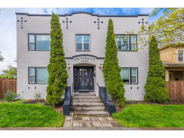 4763 N Lombard St #7, Portland, OR 97203 (MLS #19394941) :: Townsend Jarvis Group Real Estate