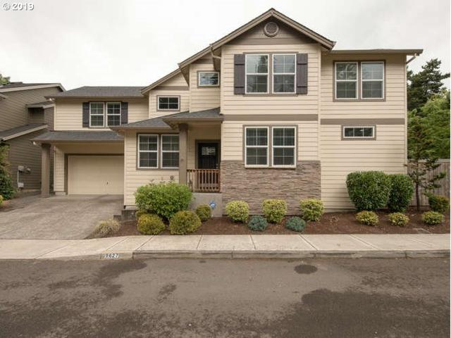 9627 SW Fern Hollow Ct, Tigard, OR 97224 (MLS #19395326) :: Realty Edge