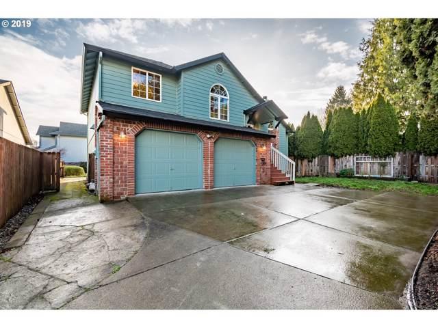 4705 NE 55TH Cir, Vancouver, WA 98661 (MLS #19395587) :: Cano Real Estate