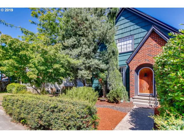 6145 E Burnside St, Portland, OR 97215 (MLS #19395879) :: Homehelper Consultants