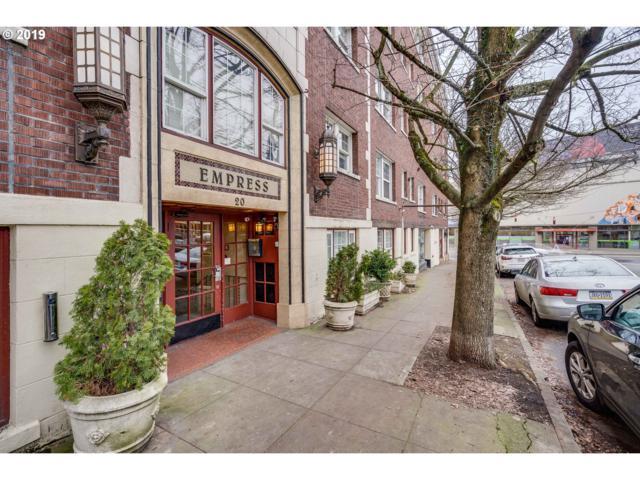 20 NW 16TH Ave #103, Portland, OR 97209 (MLS #19395913) :: Portland Lifestyle Team