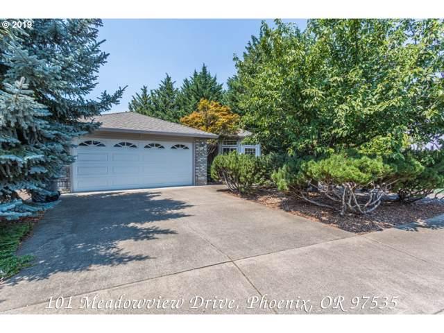 101 Meadow View Dr, Phoenix, OR 97535 (MLS #19396826) :: Premiere Property Group LLC