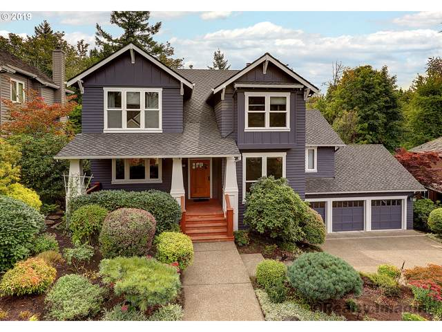 9756 NW Caxton Ln, Portland, OR 97229 (MLS #19397058) :: Next Home Realty Connection