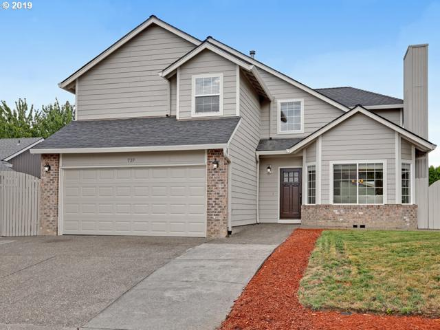 737 SW 175TH Pl, Beaverton, OR 97006 (MLS #19397271) :: Next Home Realty Connection