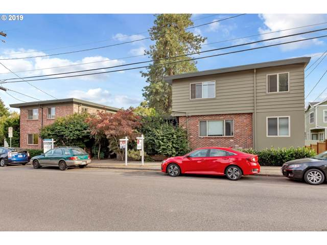 908 SW Gaines St #26, Portland, OR 97239 (MLS #19398099) :: Next Home Realty Connection