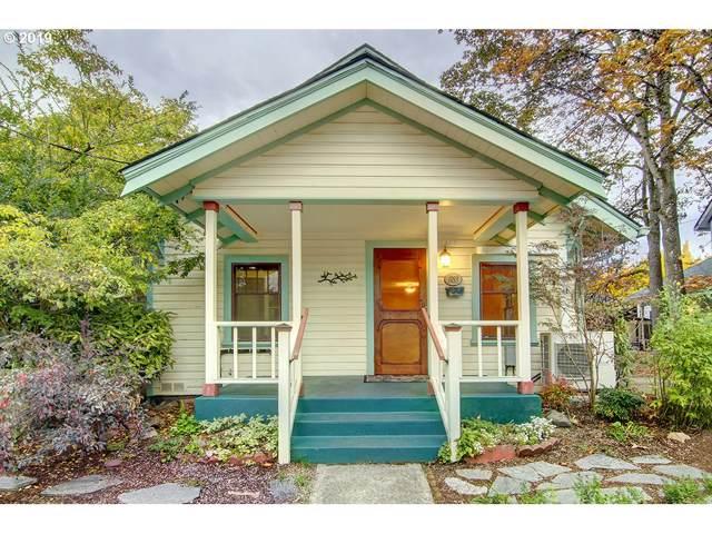1183 Van Buren St, Eugene, OR 97402 (MLS #19398181) :: Song Real Estate
