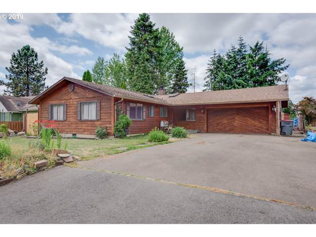 366 NE Oak St, Sheridan, OR 97378 (MLS #19398313) :: Next Home Realty Connection