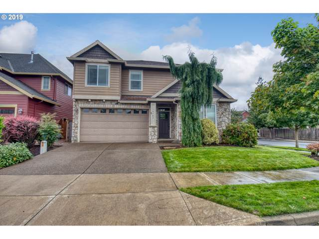 14485 Walnut Grove Way, Oregon City, OR 97045 (MLS #19399076) :: Fox Real Estate Group