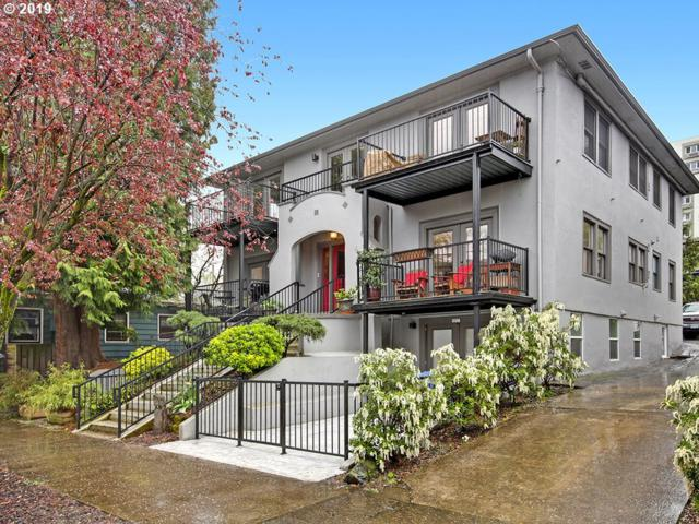 2024 NW Overton St #3, Portland, OR 97209 (MLS #19401754) :: TLK Group Properties