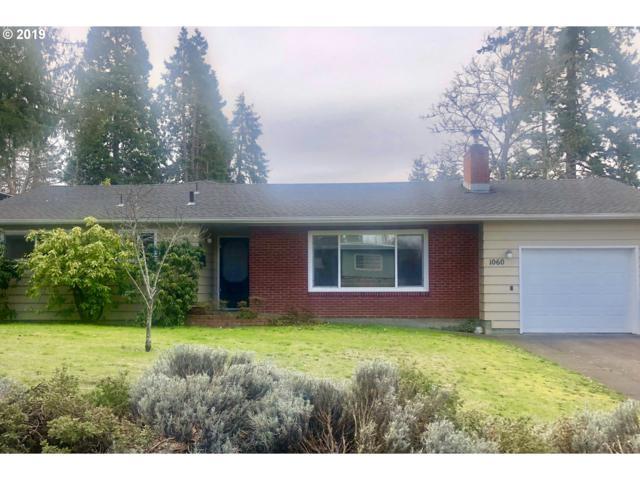 1060 E 36TH Ave, Eugene, OR 97405 (MLS #19401755) :: Team Zebrowski