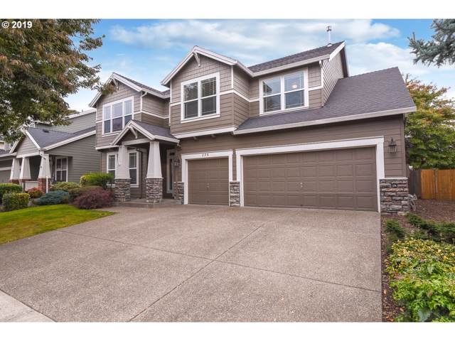 226 White Oak St, Newberg, OR 97132 (MLS #19402390) :: Next Home Realty Connection