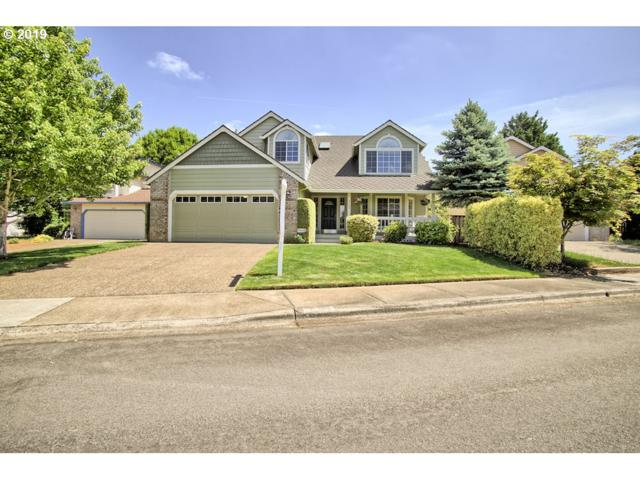 4158 NW 179TH Pl, Portland, OR 97229 (MLS #19403689) :: TK Real Estate Group
