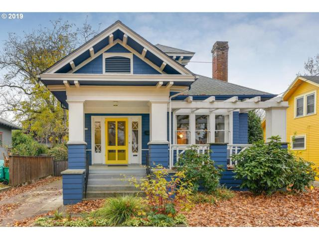 2338 NE 7TH Ave, Portland, OR 97212 (MLS #19404357) :: The Sadle Home Selling Team
