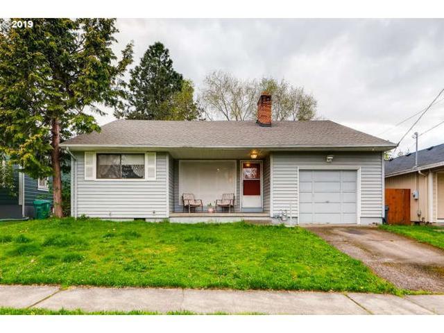 8423 N Druid Ave, Portland, OR 97203 (MLS #19404938) :: Homehelper Consultants