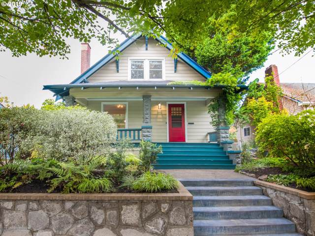 5537 N Burrage Ave, Portland, OR 97217 (MLS #19405310) :: Next Home Realty Connection