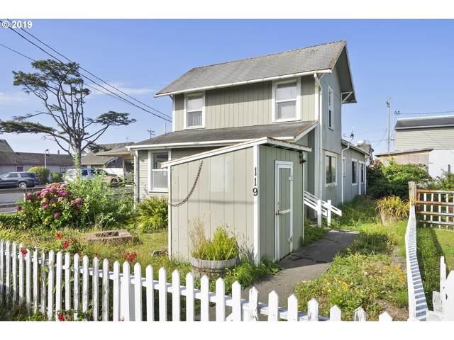 119 S Beacon St, Rockaway Beach, OR 97136 (MLS #19406079) :: Song Real Estate