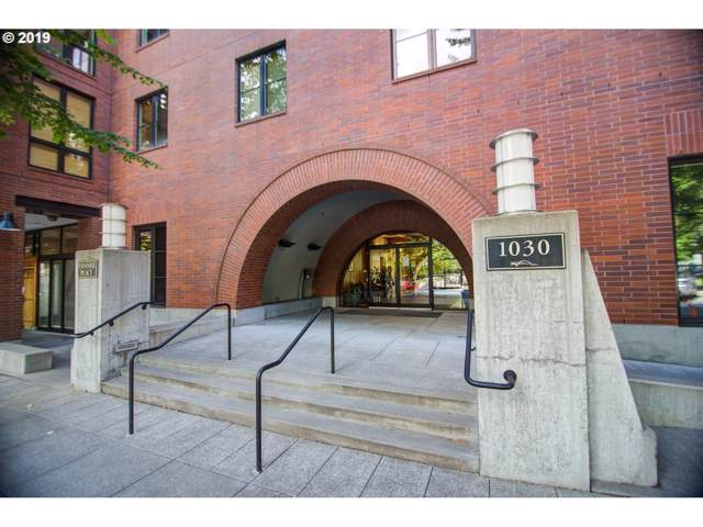 1030 NW Johnson St #420, Portland, OR 97209 (MLS #19407722) :: Change Realty