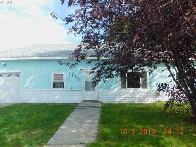 1720 Birch St, Baker City, OR 97814 (MLS #19408734) :: Song Real Estate