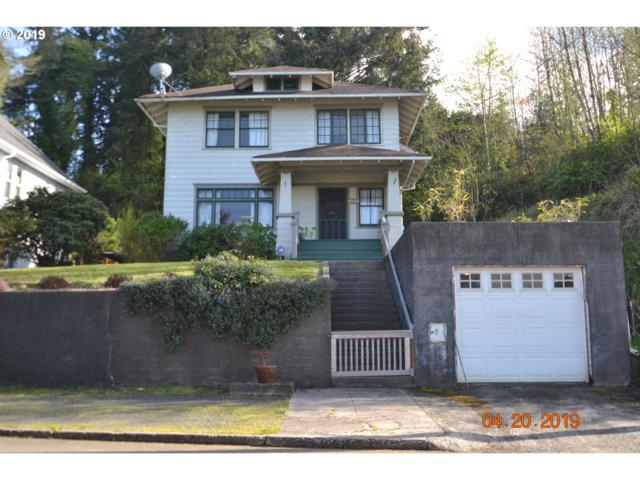 135 Duane St, Astoria, OR 97103 (MLS #19409066) :: Premiere Property Group LLC