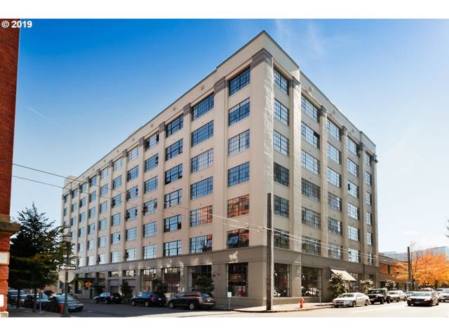1314 NW Irving St #414, Portland, OR 97209 (MLS #19411887) :: Townsend Jarvis Group Real Estate
