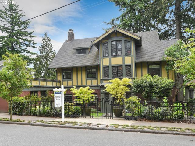 2911 SW Fairview Blvd, Portland, OR 97205 (MLS #19411901) :: Gregory Home Team | Keller Williams Realty Mid-Willamette