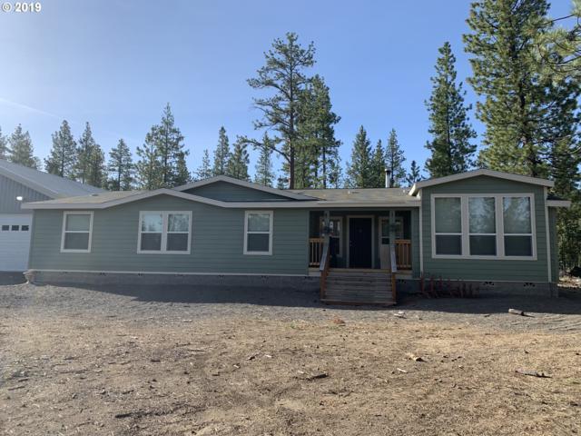 123631 Surveyor Rd, Crescent Lake, OR 97733 (MLS #19413381) :: TK Real Estate Group