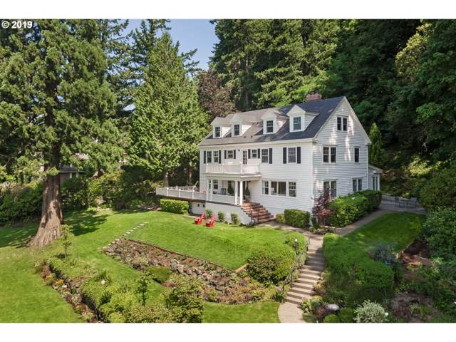 3640 SW Dosch - Private Lane, Portland, OR 97239 (MLS #19413412) :: Stellar Realty Northwest