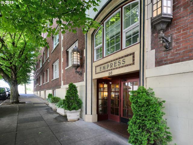 20 NW 16TH Ave #409, Portland, OR 97209 (MLS #19413603) :: Change Realty
