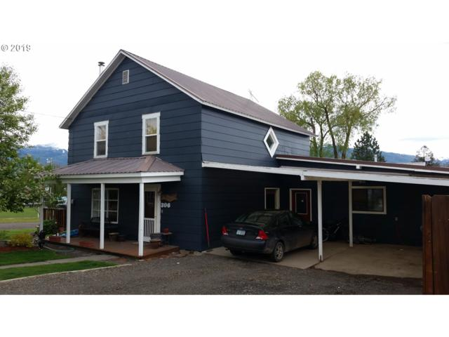 306 SE Fifth St, Enterprise, OR 97828 (MLS #19415128) :: Fox Real Estate Group