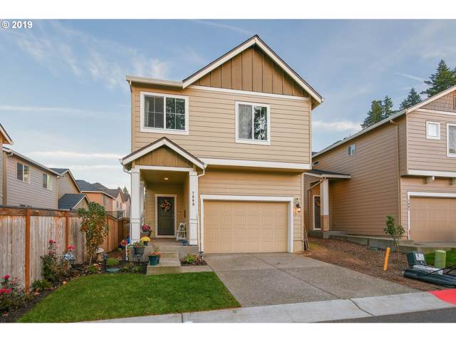 7009 NE 13TH Ave, Vancouver, WA 98665 (MLS #19415218) :: Gregory Home Team | Keller Williams Realty Mid-Willamette