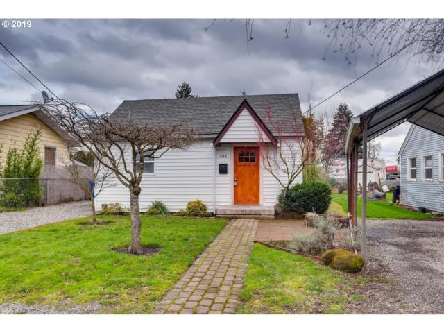 404 NE 92ND Pl, Portland, OR 97220 (MLS #19415743) :: Hatch Homes Group