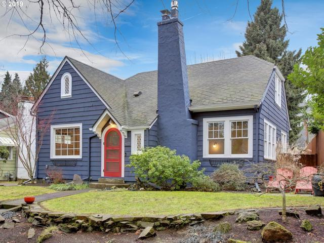 4121 NE Stanton St, Portland, OR 97212 (MLS #19417003) :: McKillion Real Estate Group