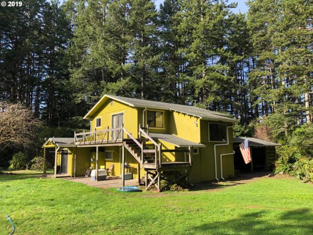 88817 Polly Crk Ln, Bandon, OR 97411 (MLS #19417084) :: Stellar Realty Northwest