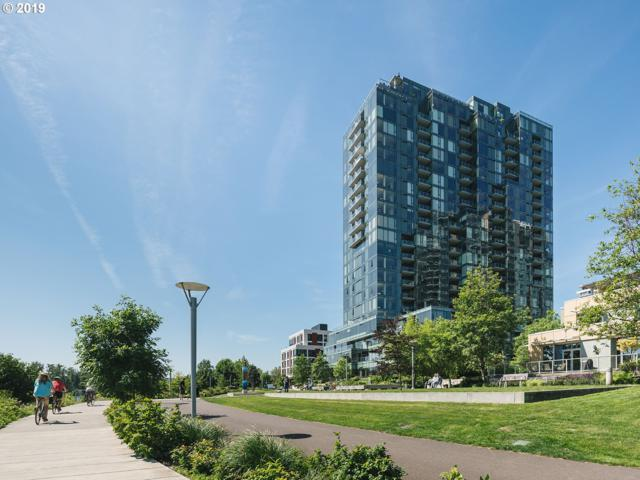 841 SW Gaines St #2200, Portland, OR 97239 (MLS #19418020) :: The Liu Group