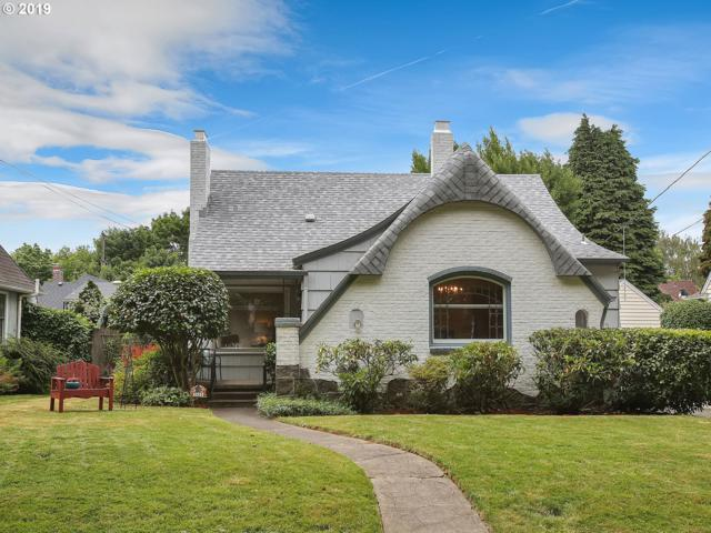 7531 SE Reed College Pl, Portland, OR 97202 (MLS #19418428) :: Premiere Property Group LLC