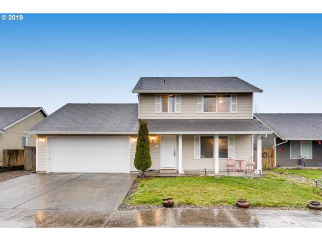 1218 Homestead Pl, Molalla, OR 97038 (MLS #19418528) :: Premiere Property Group LLC