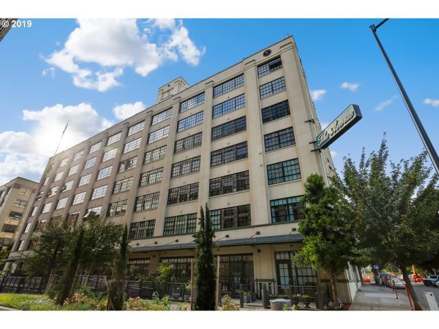 1400 NW Irving St #622, Portland, OR 97209 (MLS #19419582) :: McKillion Real Estate Group