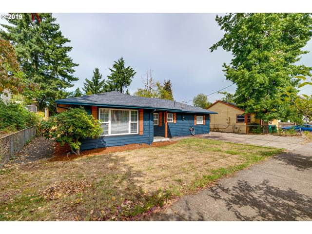 11737 SE Pine St, Portland, OR 97216 (MLS #19419856) :: Townsend Jarvis Group Real Estate