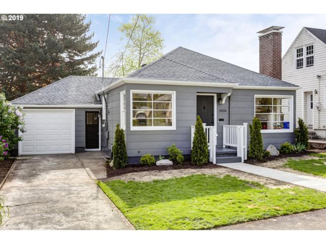 4526 NE 40TH Ave, Portland, OR 97211 (MLS #19420627) :: Townsend Jarvis Group Real Estate