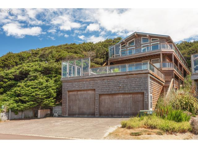 662 Ocean Rd, Manzanita, OR 97130 (MLS #19420733) :: Homehelper Consultants
