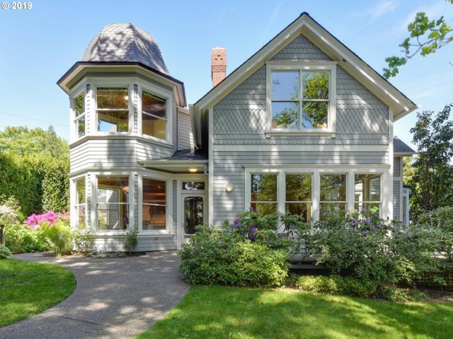 7615 SW Kelly Ave, Portland, OR 97219 (MLS #19420752) :: McKillion Real Estate Group