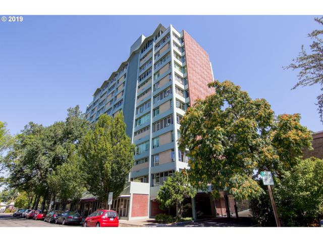 1313 Lincoln St #1208, Eugene, OR 97401 (MLS #19421106) :: The Liu Group