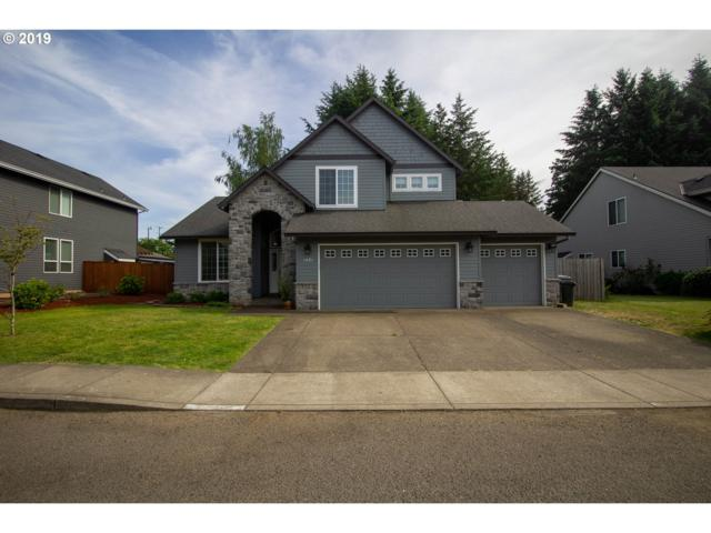 1421 NE 11TH Ave, Canby, OR 97013 (MLS #19423664) :: The Sadle Home Selling Team