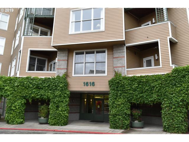 1616 SW Harbor Way #411, Portland, OR 97201 (MLS #19424557) :: The Lynne Gately Team