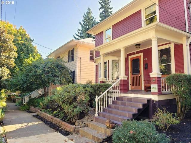 2918 SE Main St, Portland, OR 97214 (MLS #19425186) :: Next Home Realty Connection